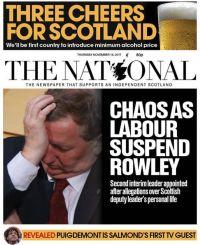 rowley suspended