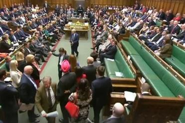 SNP walkout