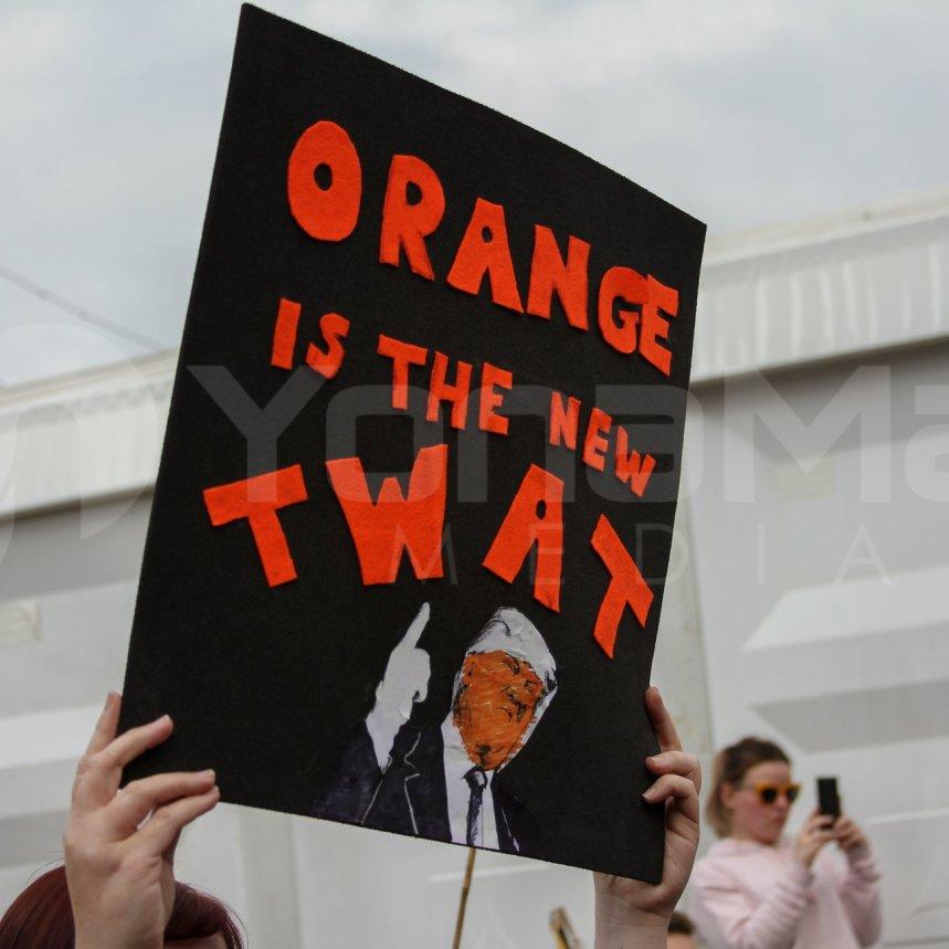 orange twat