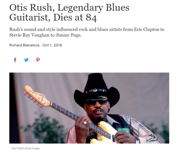 Otis Rush GP