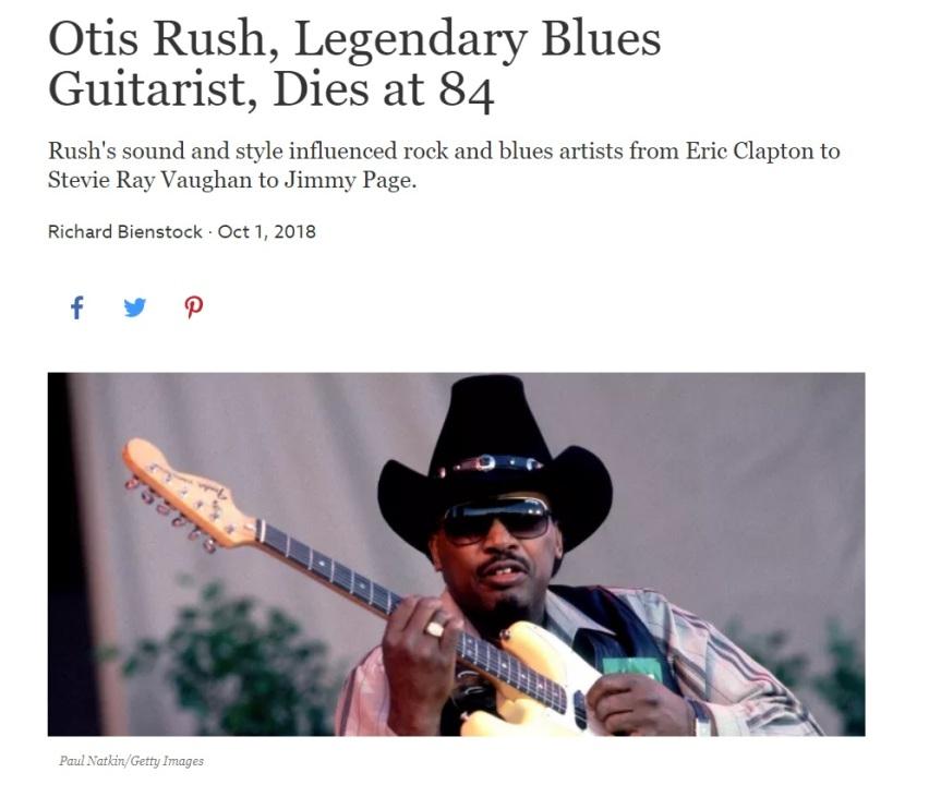 Otis Rush GP