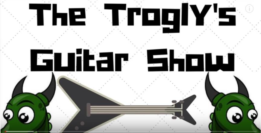trogly guitar show